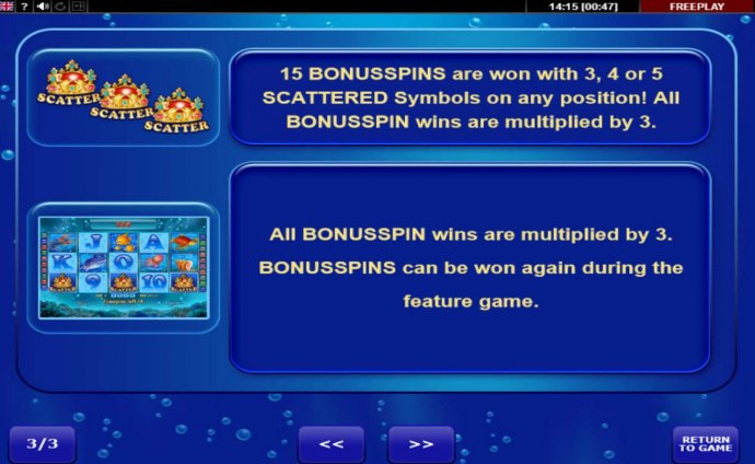 No Deposit Casino Guide image of Blue Dolphin