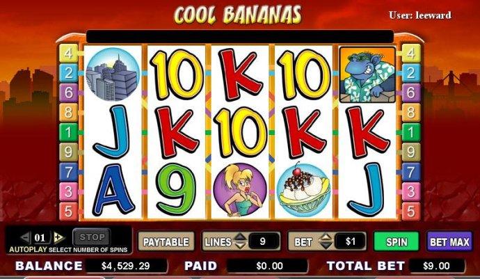 Cool Bananas screenshot