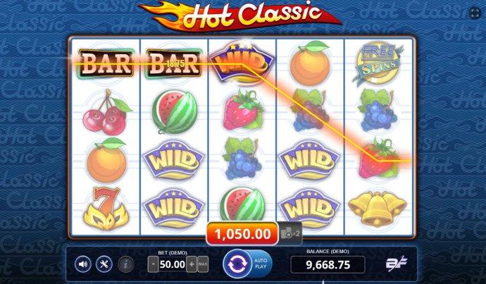 No Deposit Casino Guide image of Hot Classic
