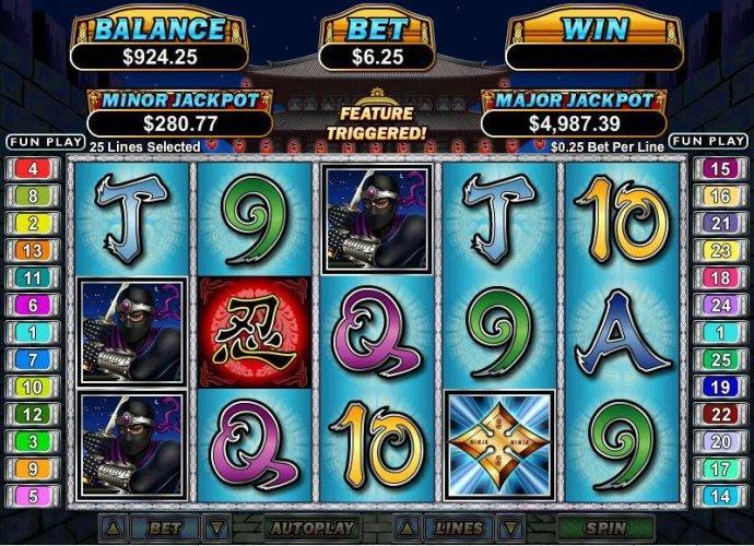 No Deposit Casino Guide image of Ninja Star