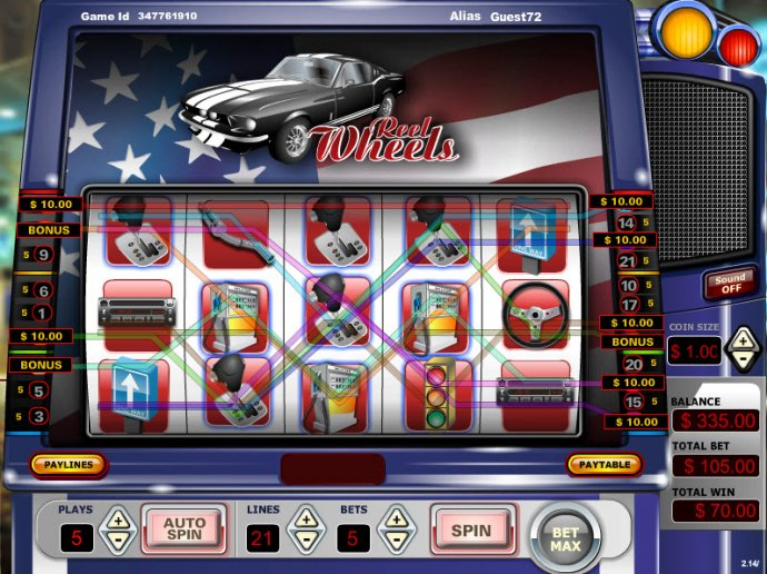 Scatter win triggers the bonus feature - No Deposit Casino Guide