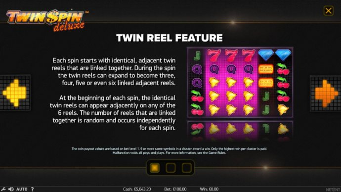 Images of Twin Spin Deluxe