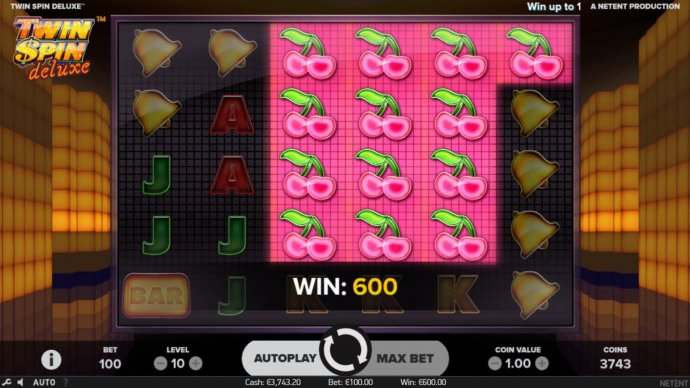 Twin Spin Deluxe by No Deposit Casino Guide