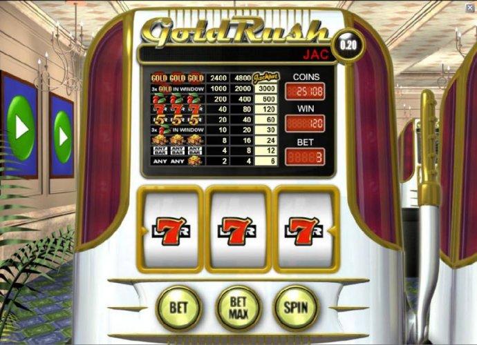 No Deposit Casino Guide image of Gold Rush
