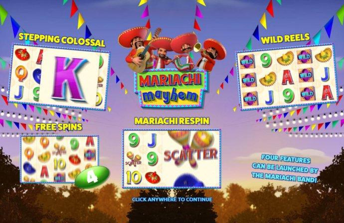 No Deposit Casino Guide image of Mariachi Mayhem
