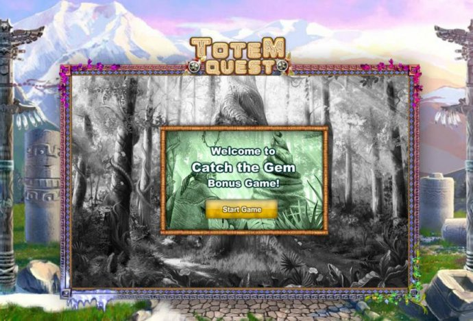 welcome to catch the gem bonus game by No Deposit Casino Guide