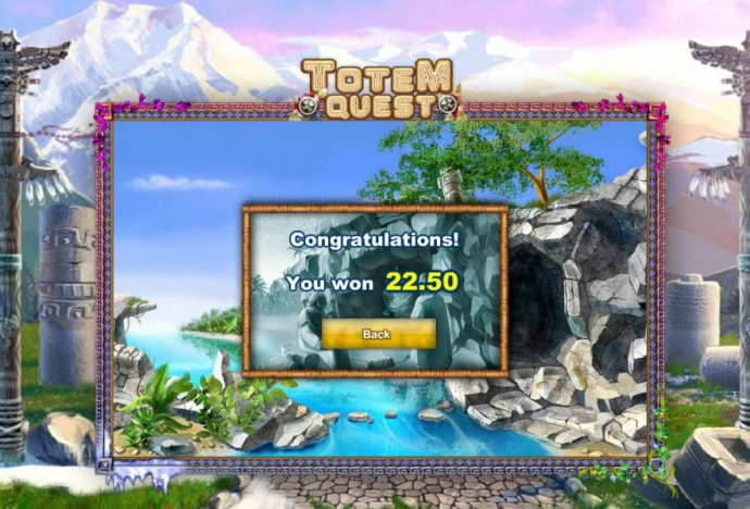 Totem Quest screenshot