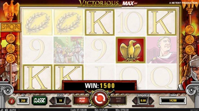 Victorious MAX screenshot