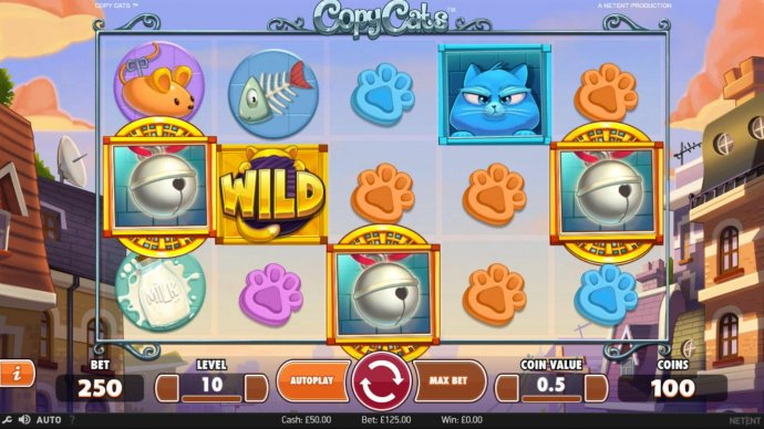 No Deposit Casino Guide - Three bell bonus symbols appearing anywhere on the reels activates the Free Games feature.