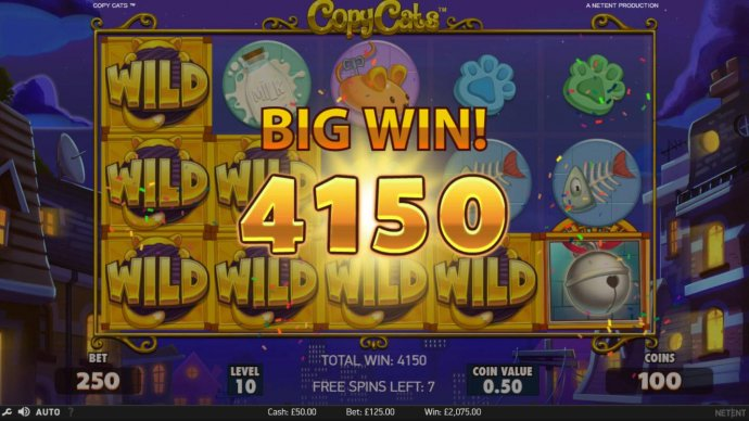 Copy Cats by No Deposit Casino Guide