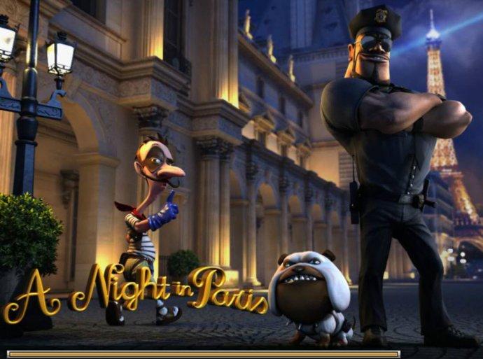 No Deposit Casino Guide image of A Night in Paris Jackpot