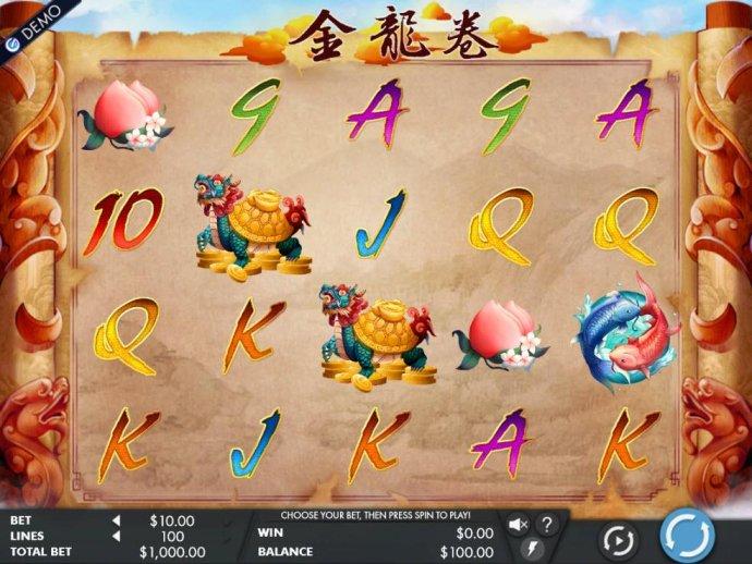 Dragon's Scroll screenshot