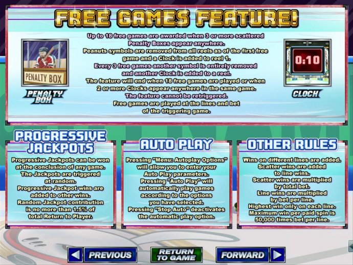 Free Games, Progressive Jackpots and General Game Rules. by No Deposit Casino Guide