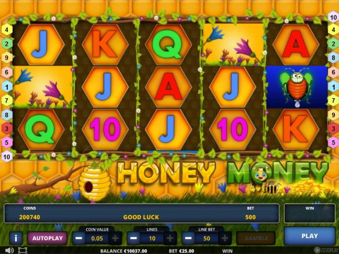 Images of Honey Money