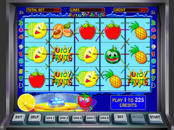 Juicy Fruits screenshot
