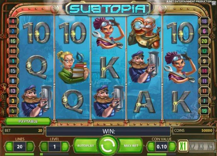 Images of Subtopia