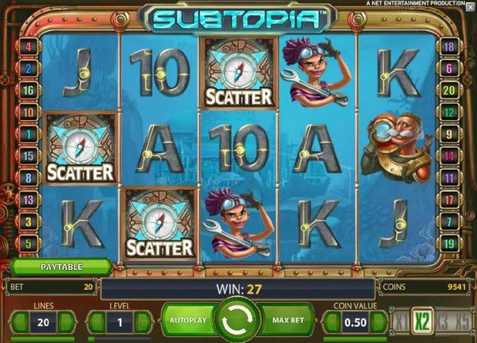 Subtopia by No Deposit Casino Guide