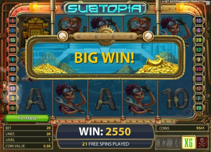 No Deposit Casino Guide image of Subtopia