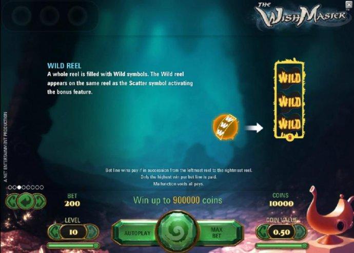 The Wish Master screenshot