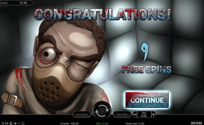 9 Free Spins Awarded. by No Deposit Casino Guide