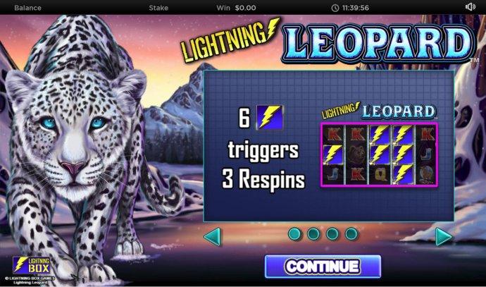 Images of Lightning Leopard