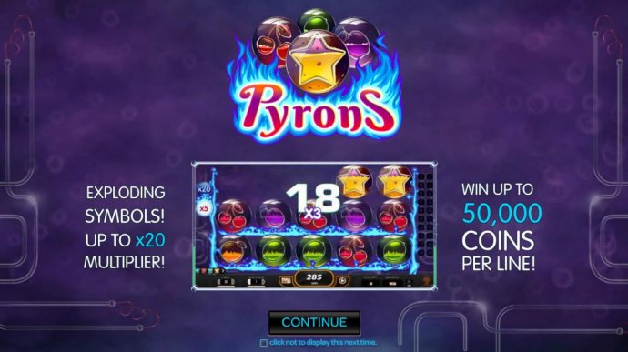 Pyrons by No Deposit Casino Guide