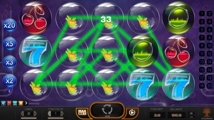 No Deposit Casino Guide - With each consecutive winning combination the multiplier increases.