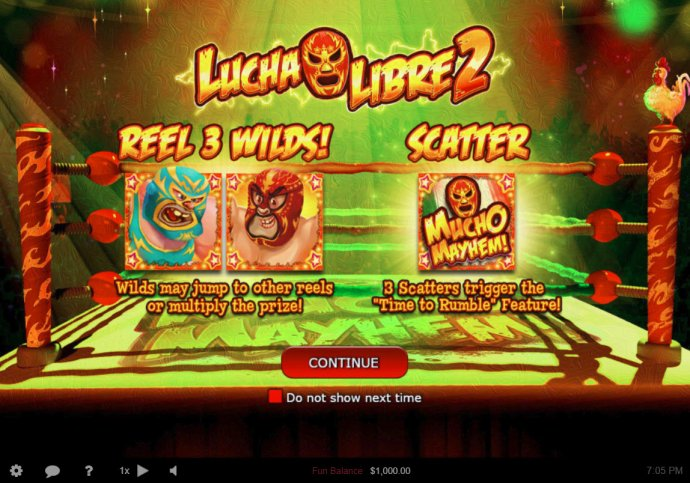 Images of Lucha Libre 2