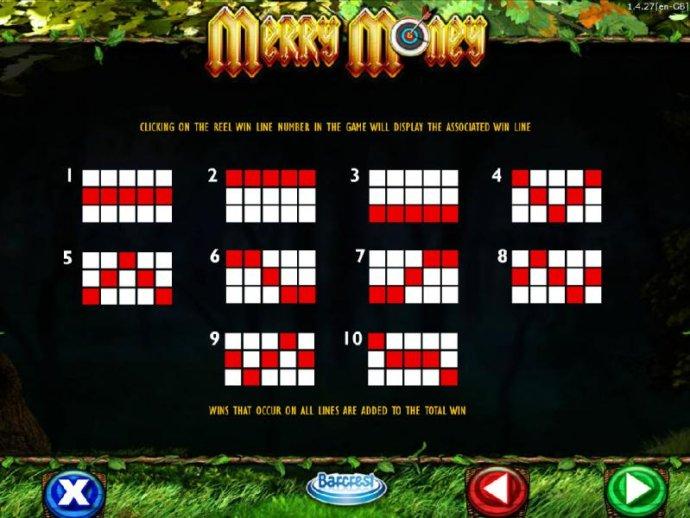 No Deposit Casino Guide image of Merry Money