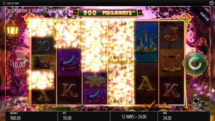 Wish Upon a Jackpot King screenshot