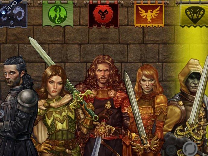 No Deposit Casino Guide image of Game of Swords