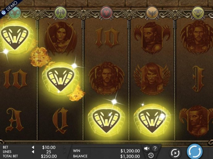 Game of Swords by No Deposit Casino Guide