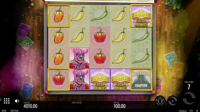 Luchadora by No Deposit Casino Guide