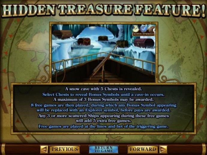 No Deposit Casino Guide image of Polar Explorer