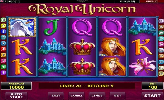 Images of Royal Unicorn