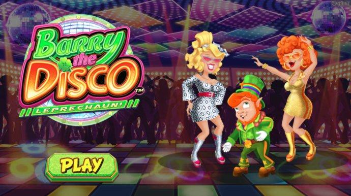 Barry the Disco Leprechaun by No Deposit Casino Guide