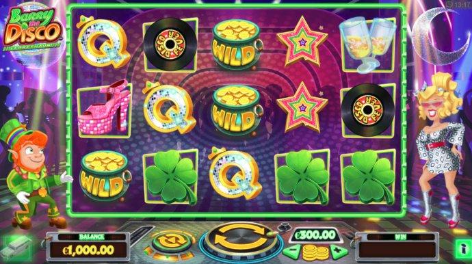 No Deposit Casino Guide image of Barry the Disco Leprechaun