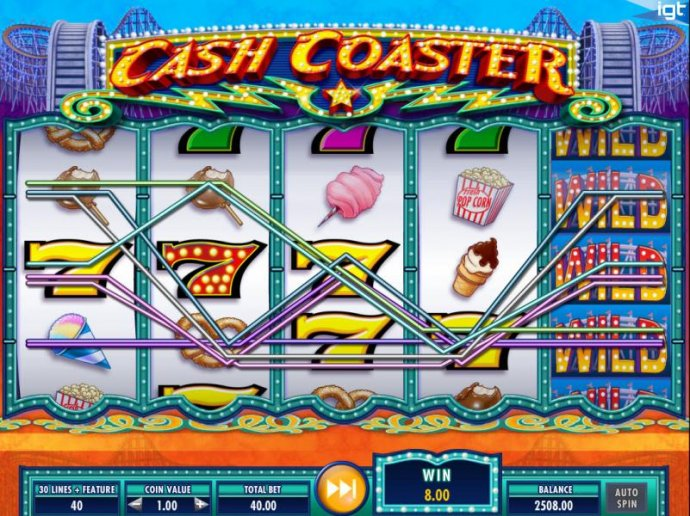 Images of Cash Coaster