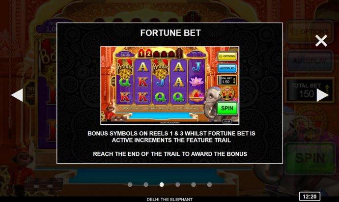 No Deposit Casino Guide image of Delhi the Elephant