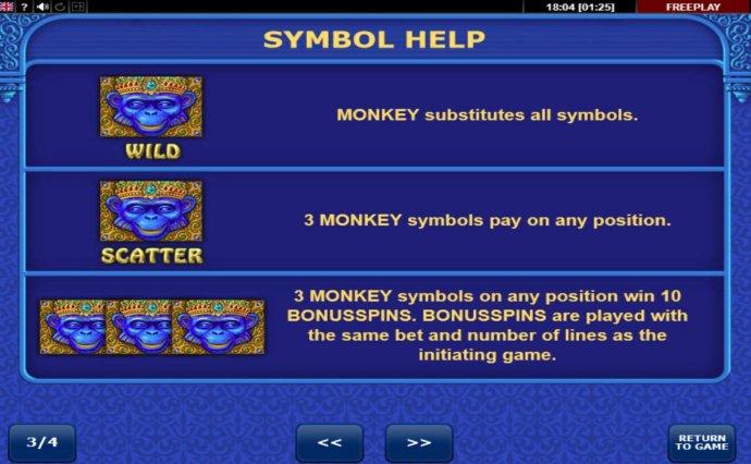 Diamond Monkey screenshot