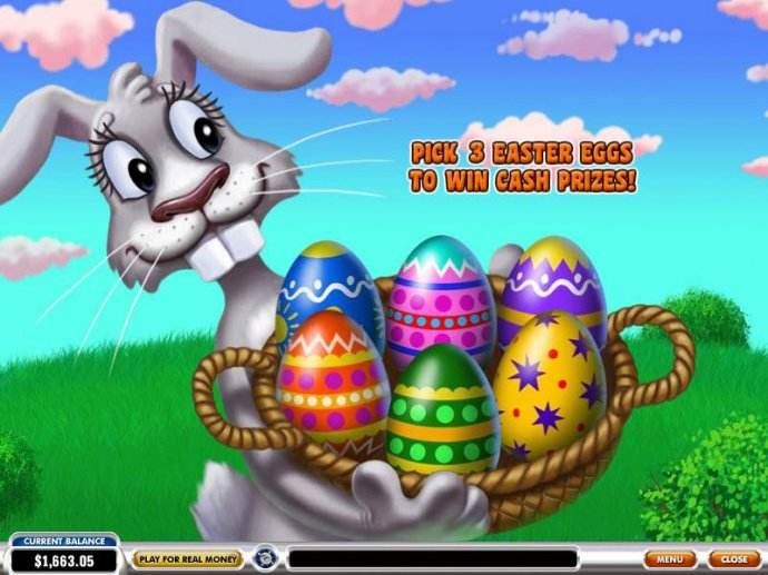 No Deposit Casino Guide image of Easter Surprise