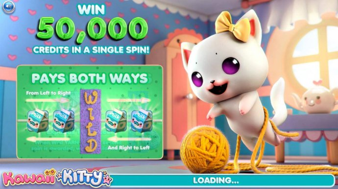 Win 50,000 credits in a single spin! Game pays both ways. by No Deposit Casino Guide