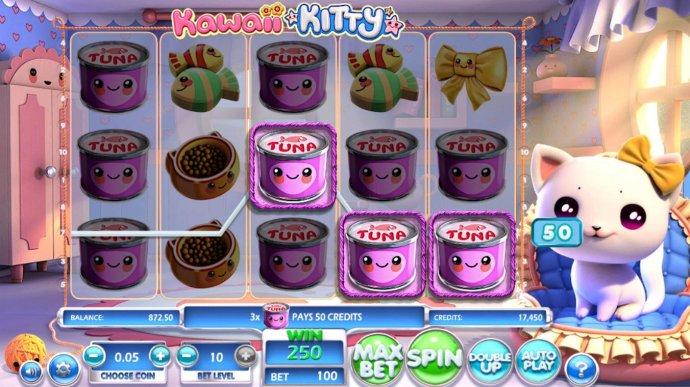 No Deposit Casino Guide image of Kawaii Kitty