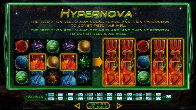 Images of Nova 7's
