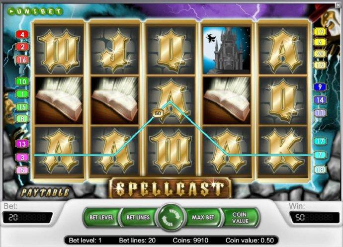 Spellcast screenshot