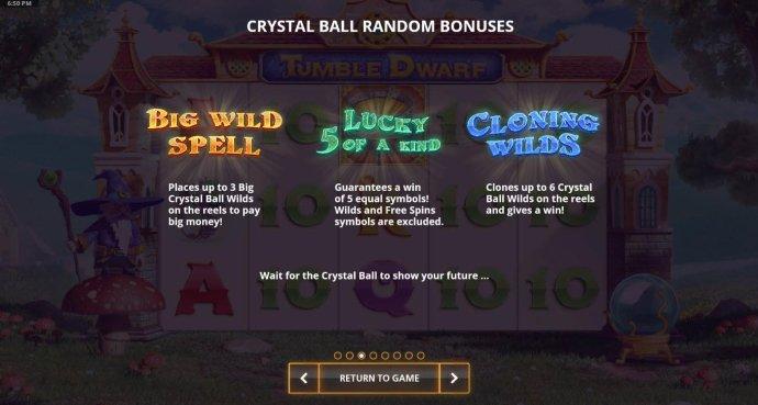 Tumble Dwarf by No Deposit Casino Guide