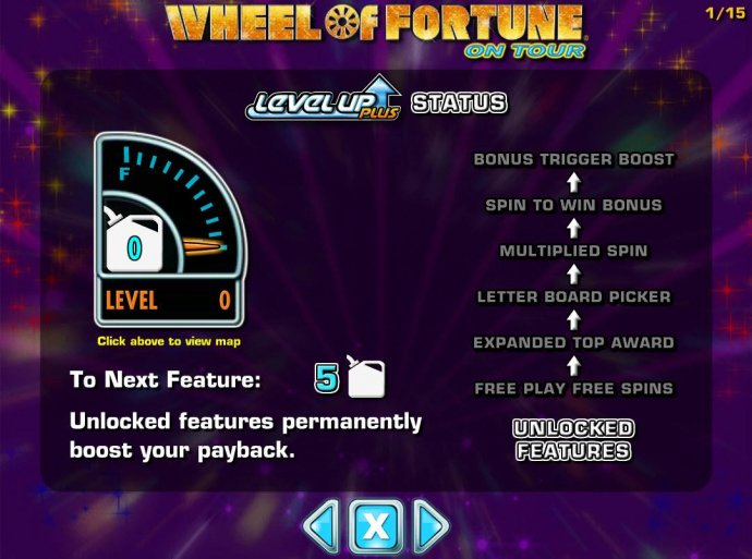 Wheel of Fortune on Tour by No Deposit Casino Guide