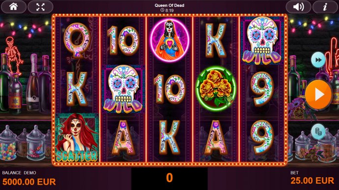 Queen of Dead by No Deposit Casino Guide