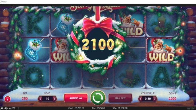 No Deposit Casino Guide image of Secrets of Christmas