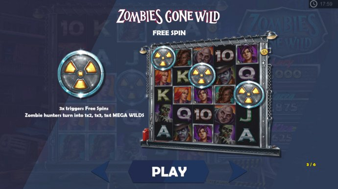Images of Zombies Gone Wild